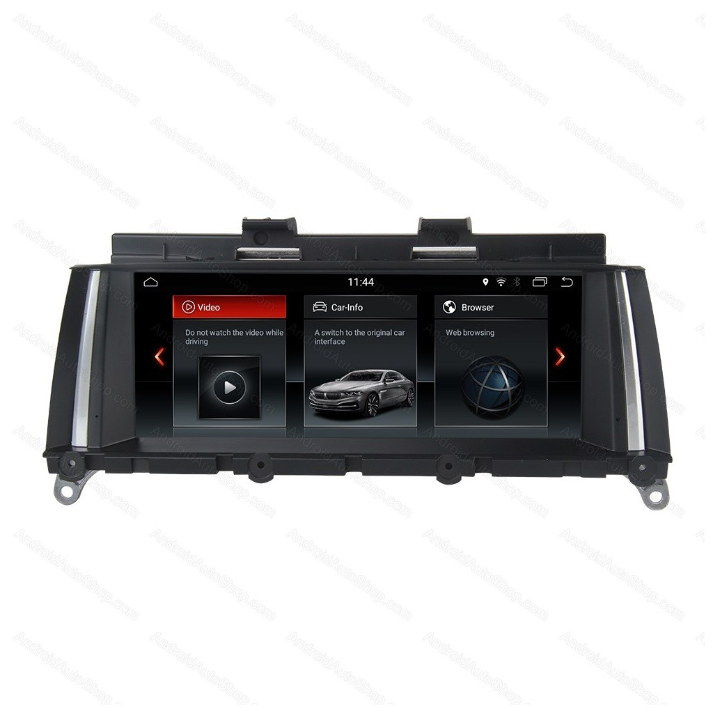 10.25 Inch BMW X3 F25/ X4 F26 (2014-2017) Navigation